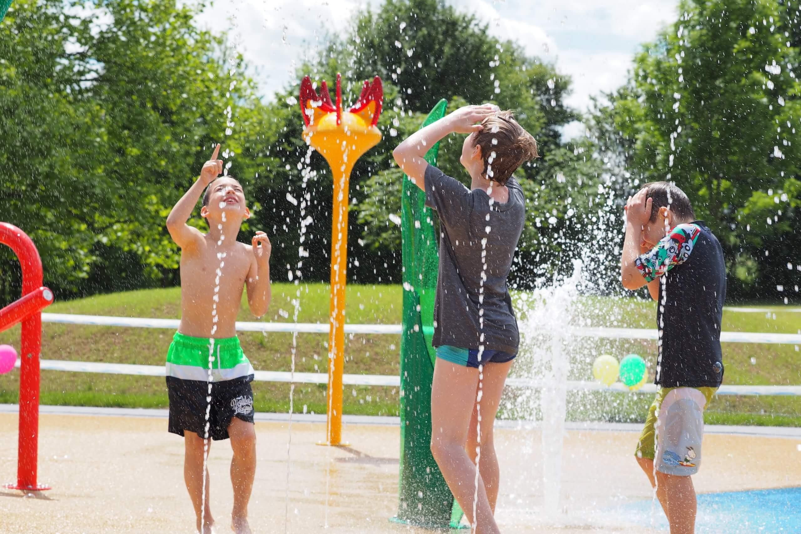 Spaß im Sommer