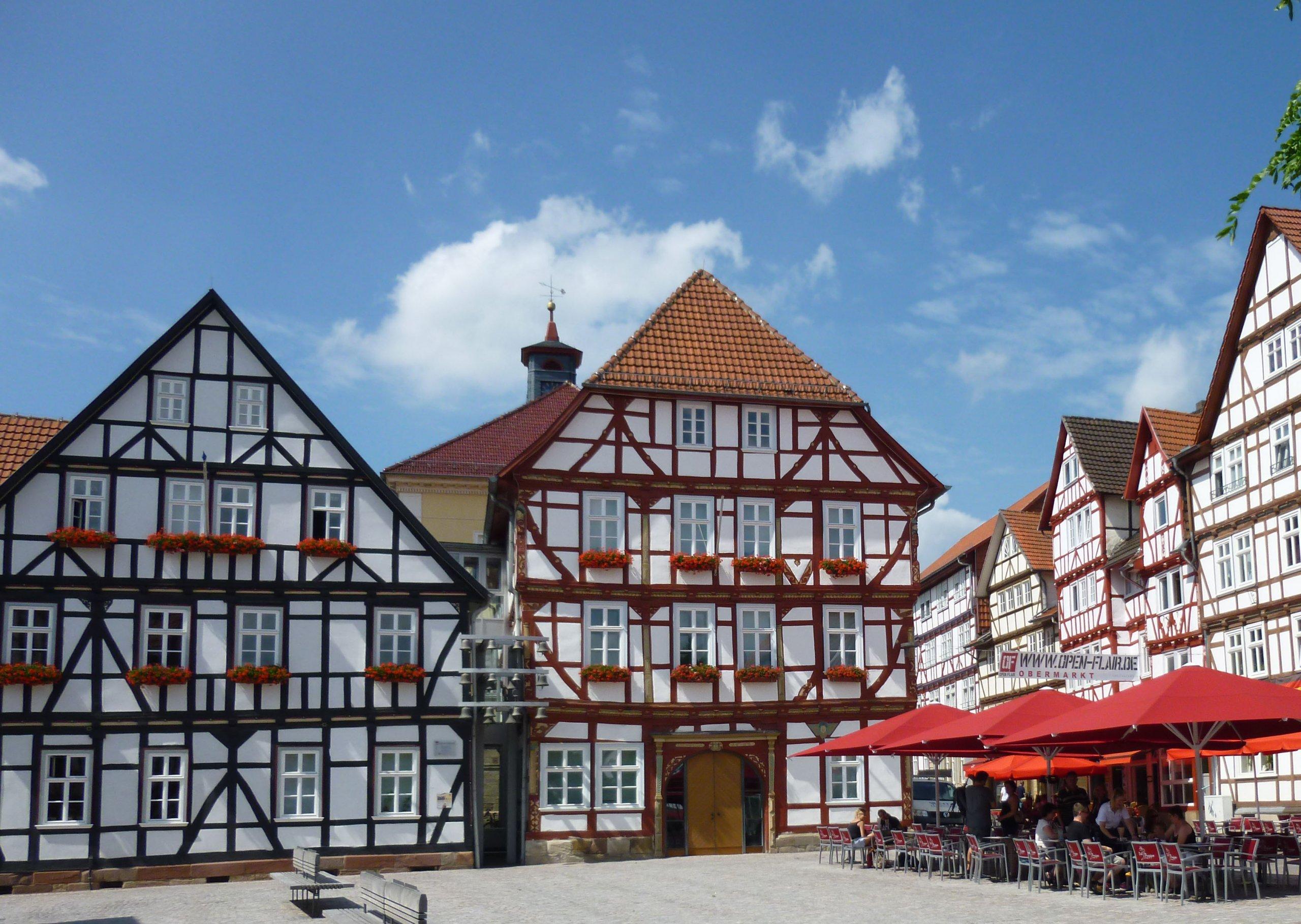 Fachwerk-Altstadt Eschwege
